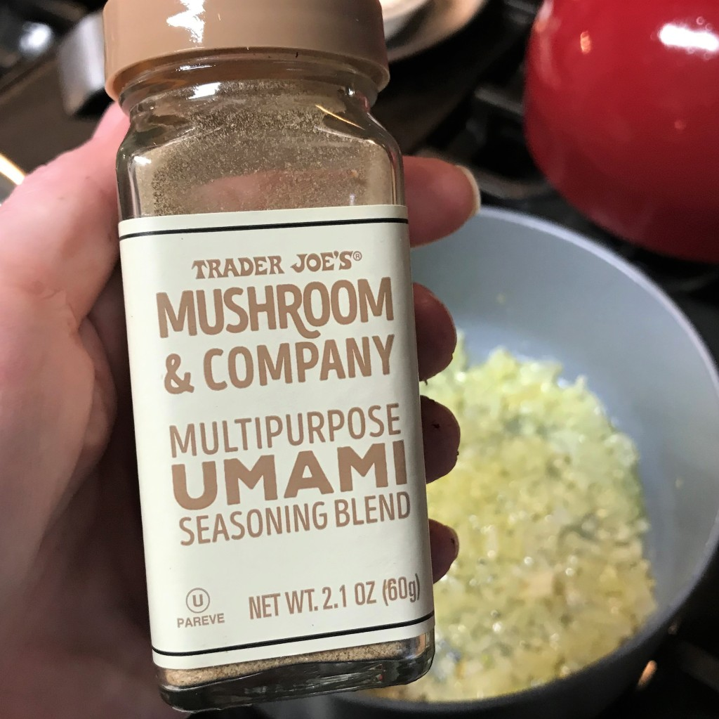 I go through a bottle of this stuff during the holidays, especially when I'm creating a vegan dish.